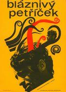 Pierrot le fou - Czech Movie Poster (xs thumbnail)