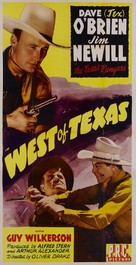 West of Texas - Movie Poster (xs thumbnail)