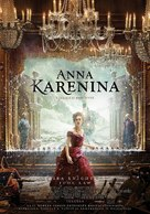 Anna Karenina - Finnish Movie Poster (xs thumbnail)