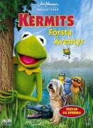 Kermit - Swedish Movie Cover (xs thumbnail)