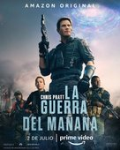 The Tomorrow War - Spanish Movie Poster (xs thumbnail)