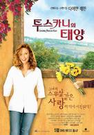 Under the Tuscan Sun - South Korean Movie Poster (xs thumbnail)