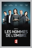 """Les hommes de l'ombre"" - French Movie Poster (xs thumbnail)"