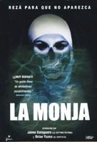 La monja - Brazilian DVD cover (xs thumbnail)