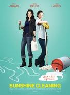 Sunshine Cleaning - Danish Movie Poster (xs thumbnail)