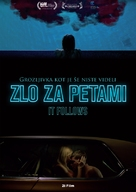 It Follows - Slovenian Movie Poster (xs thumbnail)