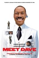 Meet Dave - British Movie Poster (xs thumbnail)