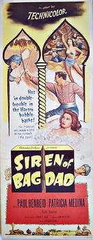 Siren of Bagdad - Movie Poster (xs thumbnail)