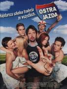 Road Trip - Polish Movie Poster (xs thumbnail)