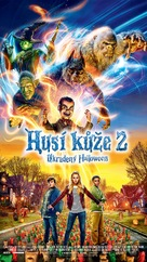 Goosebumps 2: Haunted Halloween - Czech Movie Poster (xs thumbnail)