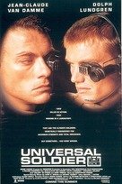 Universal Soldier - Movie Poster (xs thumbnail)