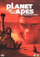 Planet of the Apes - Canadian Movie Cover (xs thumbnail)