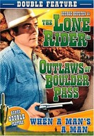Outlaws of Boulder Pass - DVD movie cover (xs thumbnail)
