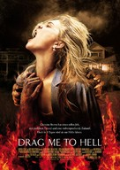 Drag Me to Hell - German Movie Poster (xs thumbnail)