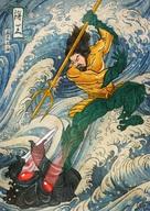 Aquaman - Chinese Movie Poster (xs thumbnail)
