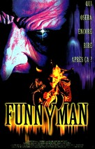 Funny Man - French VHS cover (xs thumbnail)