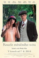 Magic in the Moonlight - Czech Movie Poster (xs thumbnail)