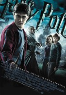 Harry Potter and the Half-Blood Prince - Turkish Movie Poster (xs thumbnail)