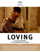 Loving - French poster (xs thumbnail)