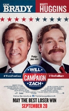 The Campaign - British Movie Poster (xs thumbnail)