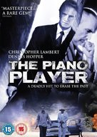 The Piano Player - British Movie Cover (xs thumbnail)