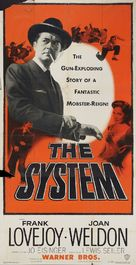 The System - Movie Poster (xs thumbnail)