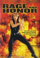 Rage and Honor - DVD cover (xs thumbnail)