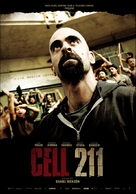 Celda 211 - Theatrical movie poster (xs thumbnail)