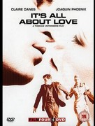 It's All About Love - British DVD cover (xs thumbnail)
