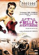 The Gal Who Took the West - French DVD cover (xs thumbnail)