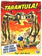Tarantula - Belgian Movie Poster (xs thumbnail)