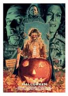 Halloween - British Movie Poster (xs thumbnail)