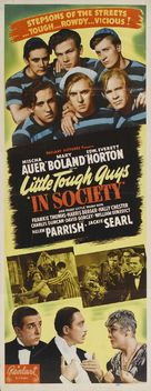 Little Tough Guys in Society - Movie Poster (xs thumbnail)