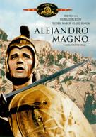 Alexander the Great - Spanish Movie Cover (xs thumbnail)