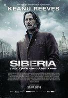 Siberia - Vietnamese Movie Poster (xs thumbnail)