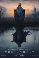 The Unholy - Malaysian Movie Poster (xs thumbnail)