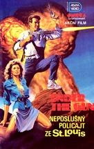 Under the Gun - Czech VHS movie cover (xs thumbnail)