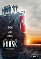 Kursk - Turkish Movie Poster (xs thumbnail)