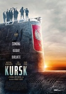 Kursk - Turkish Movie Poster (xs thumbnail)