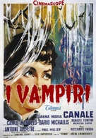 Vampiro, El - Italian Movie Poster (xs thumbnail)