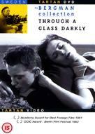 Såsom i en spegel - British DVD cover (xs thumbnail)