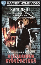 In the Mouth of Madness - Finnish VHS movie cover (xs thumbnail)