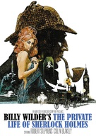 The Private Life of Sherlock Holmes - Movie Poster (xs thumbnail)