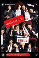 """Élite"" - Polish Movie Poster (xs thumbnail)"