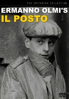Il posto - Movie Cover (xs thumbnail)