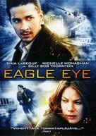 Eagle Eye - Finnish Movie Cover (xs thumbnail)