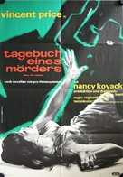 Diary of a Madman - German Movie Poster (xs thumbnail)