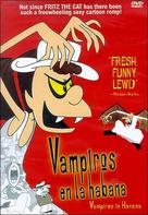 ¡Vampiros en La Habana! - DVD cover (xs thumbnail)