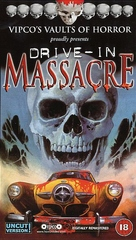 Drive in Massacre - British Movie Cover (xs thumbnail)