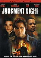 Judgment Night - DVD movie cover (xs thumbnail)